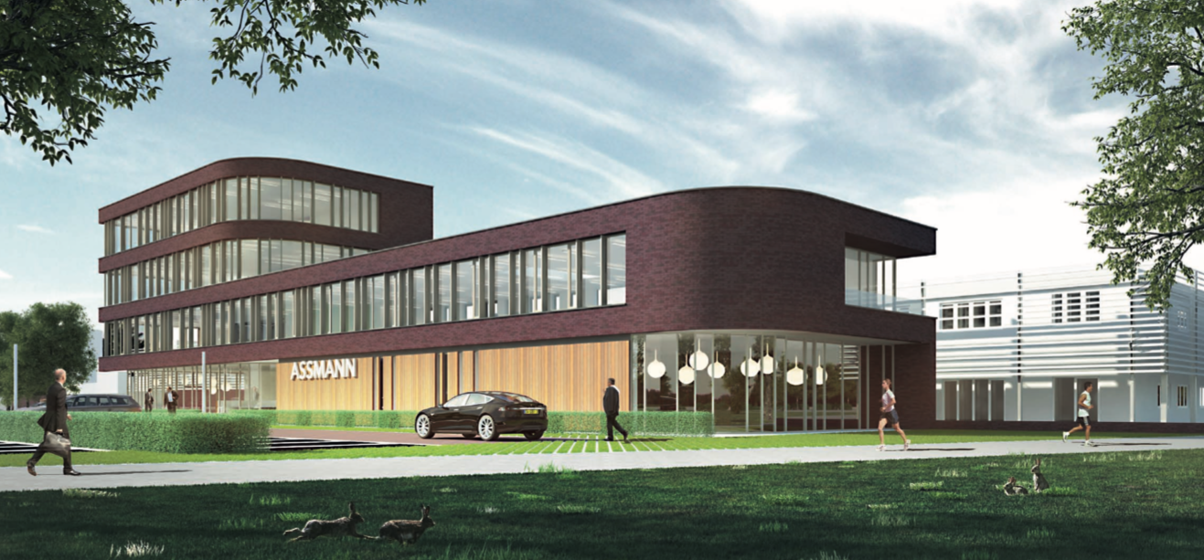 Sno Design Consultancy For An Office Building Project Of The Brand